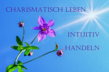 5c7e27df92ca7c Charismatisch leben - Intuitiv handeln - Gabriele Janßen